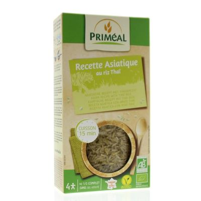 Primeal Thaise rijst Aziatisch recept