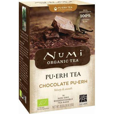 Numi Tea chocolate pu-erh