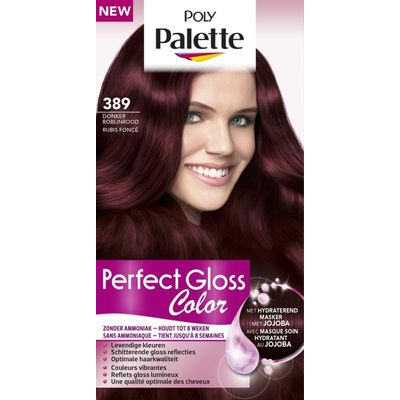 Poly Palette Perfect Gloss Haarverf 389 Robyn