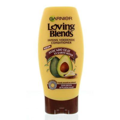Garnier Loving blends conditioner avocado karite