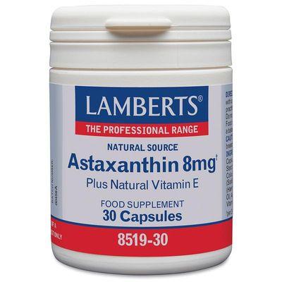 Lamberts Astaxanthine 8 mg