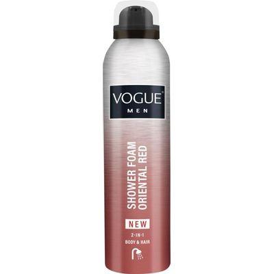 Vogue Men oriental red shower foam