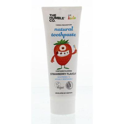 Humble Brush Tandpasta naturel kids