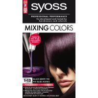 Syoss Mixing Colors 1-13 black berry mix