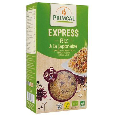 Primeal Rijst express gekookt Japans