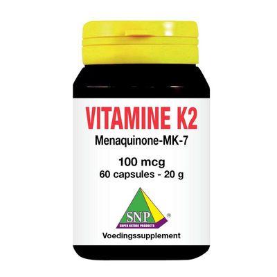 SNP Vitamine K2 mena Q7 100 mcg