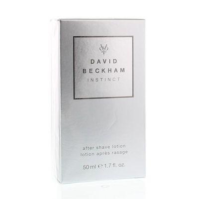 David Beckham Instinct aftershave