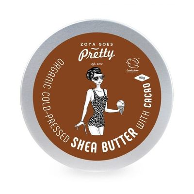 Zoya Goes Pretty Shea & cacao bodybutter