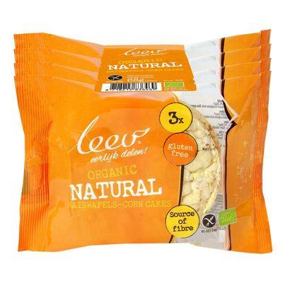 Leev Maiswafel naturel bio