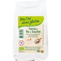 Ma Vie Sans Meel rijst aardamandelen glutenvrij