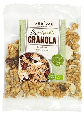 Verival Granola spelt bio