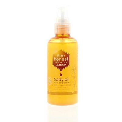 Traay Bee Honest Body oil zoete amandel