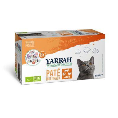 Yarrah Kat pate rund kip zalm