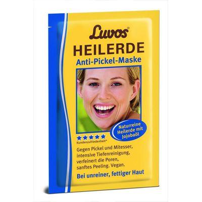 Luvos Heilaarde gezichtsmasker