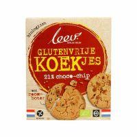 Leev Bio glutenvrije choco chip koekjes
