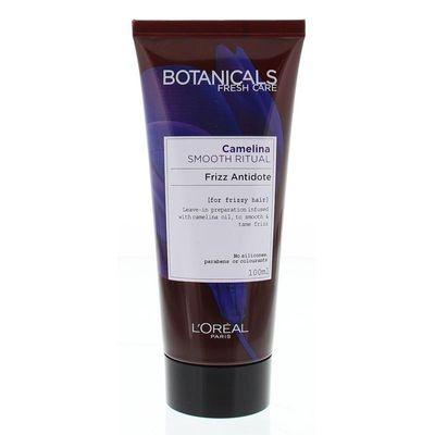 Loreal Botanicals smooth ritual frizz antidote