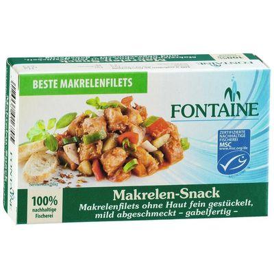 Fontaine Makreel snack