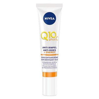 Nivea Q10 plus energy oogcreme