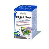 Physalis Relax & sleep bio thee