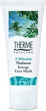 Therme Mask energy thalasso 3 minuten