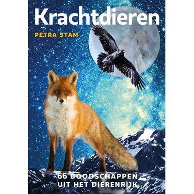 A3 Boeken Krachtdieren 66 boodschappen uit het dierenrijk