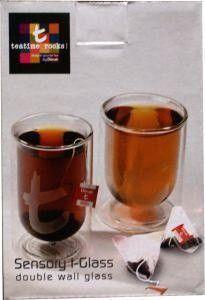 Dilmah Dubbelwandig thee glas