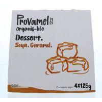 Provamel Dessert caramel 125 gram
