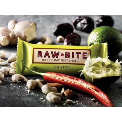 Raw Bite Spicy lime