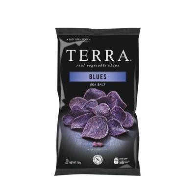 Terra Chips Blues blauwe aardappelchips