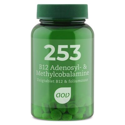 AOV 253 Dibencozide & methylcobalamine