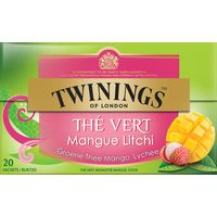 Twinings Groene thee mango lychee