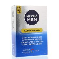 Nivea Men aftershave active energy 2in1
