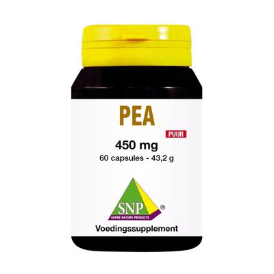 SNP PEA 450 mg puur