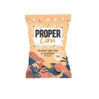Propercorn Popcorn peanut butter & almond