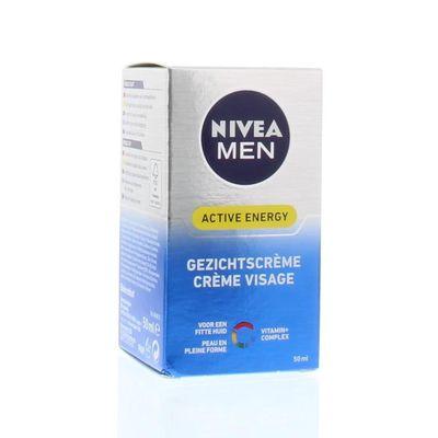 Nivea Men gezichtscreme active energy