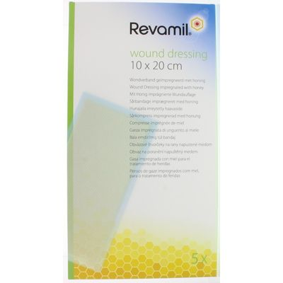 Revamil Wound dressing 10 x 20