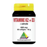 SNP Vitamine K2 D3 zalmolie