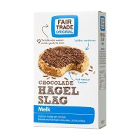 Fair Trade Hagelslag melk