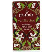 Pukka Org. Teas Vanille chai tea