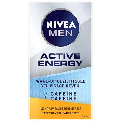 Nivea Men active energy gezichtsgel fresh look