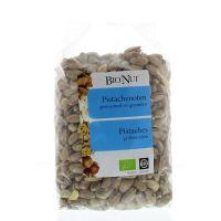 Bionut Pistachenoten geroosterd & gezouten