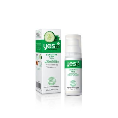 Yes To Cucumber Gezichtslotion hydraterend