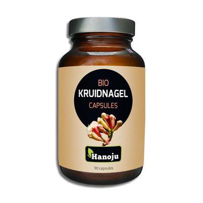 Hanoju Bio kruidnagelpoeder 500 mg