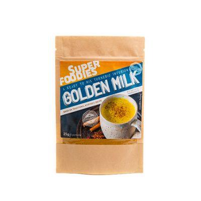 Superfoodies Golden milk powder