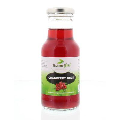 Bountiful Cranberry juice
