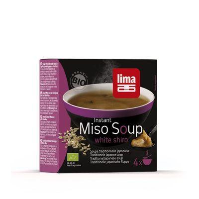 Lima Instant miso soup white shiro 16.5 gram
