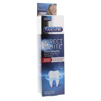 Rapid White Direct white tandpasta