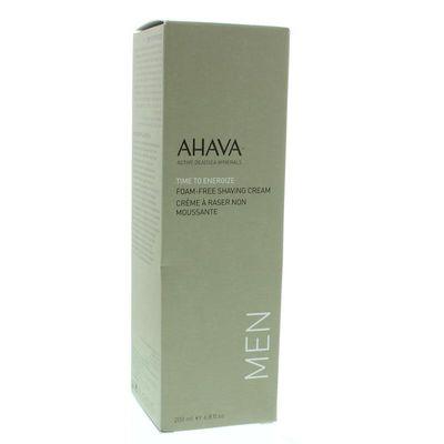 Ahava Foam shaving cream