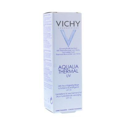 Vichy Aqualia thermal UV creme gevoelige huid