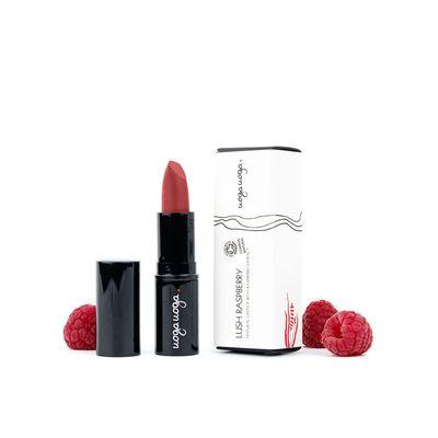Uoga Uoga Lipstick lush raspberry bio